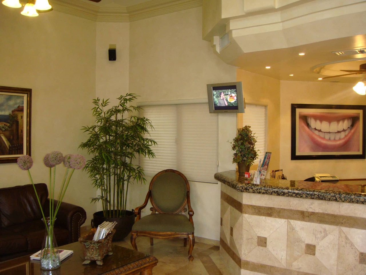 Image of our office